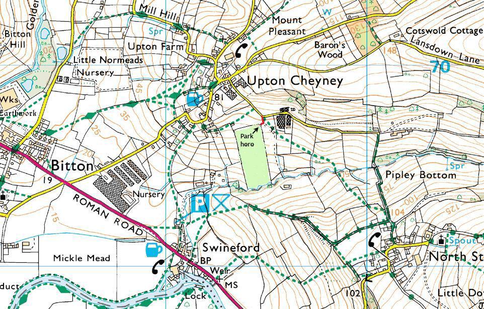 The Field, Upton Cheyney.